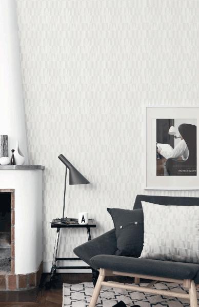 FÃ¥ inspiration til indretning med tapet