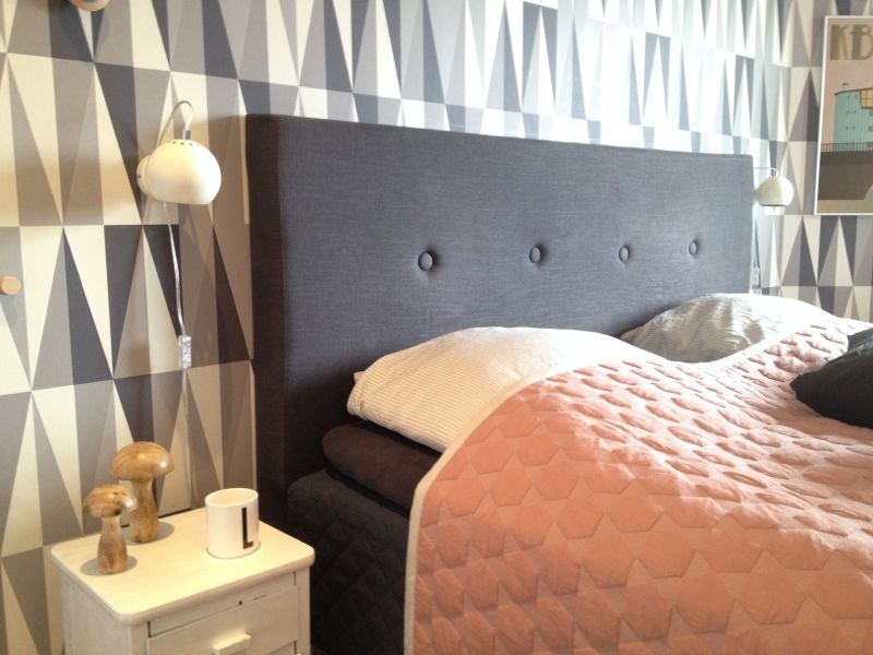 Hotel stemning i soveværelset version 2.0
