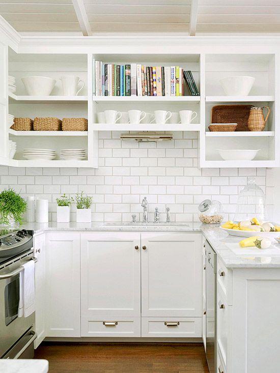 Fine lyse køkkener