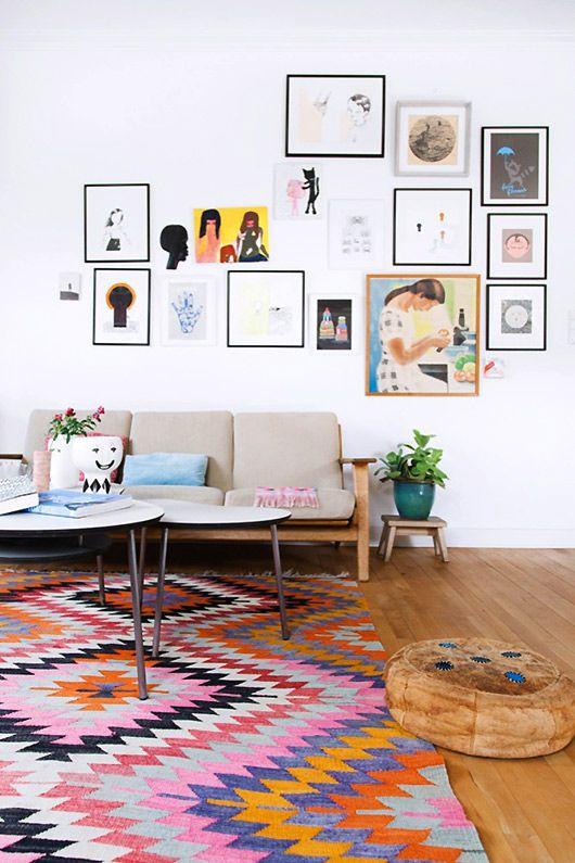 ideer til billeder på væggen