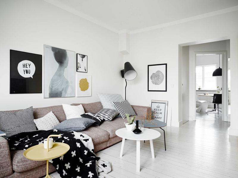 bolig design Gennemført bolig med kærlighed til design bolig design