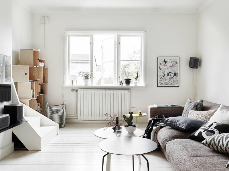 Gennemført bolig med kærlighed til design