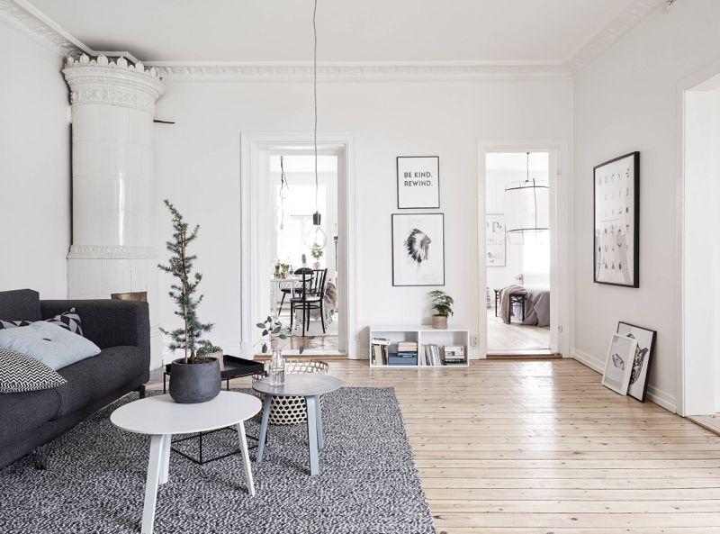 Brug skøn træ i din indretning