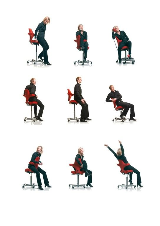 HÅG Capisco_positions[ppt]
